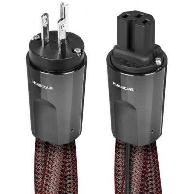 AUDIOQUEST - NRG Hurricane High Current Power Cable (15 Amp)