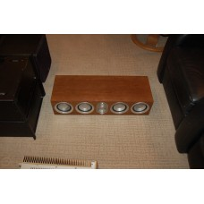 Paradigm Prestige 55 center channel- walnut