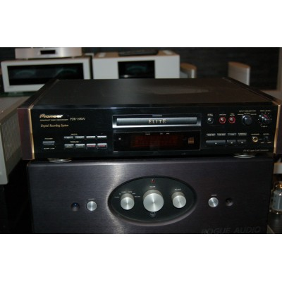 PIONEER ELITE PDR-19RW, COMPACT DISC PLAYER, CD-R/CD-RW RECORDER