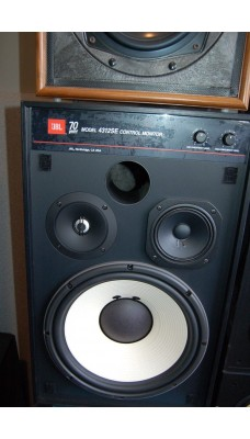 JBL 4312SE 70th anniversary STUDIO MONITORS