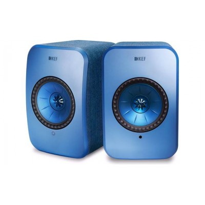 KEF - LSX Wireless Bookshelf Speakers (Pair)